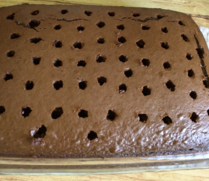 chilly chocolate cake1